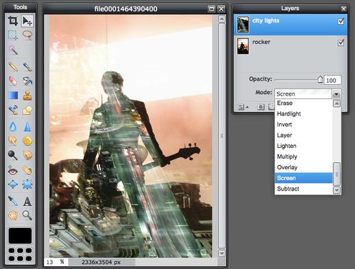 Pixlr Editor Make An Artistic Double Exposure Silhouette Pixlr Blog