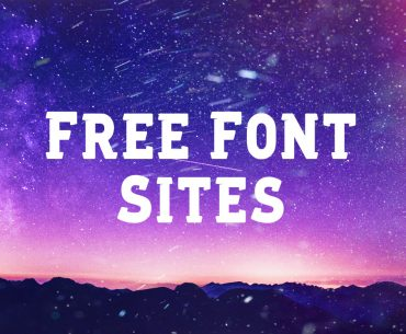 Top 5 Reliable Free Font Sites - PIXLR Blog