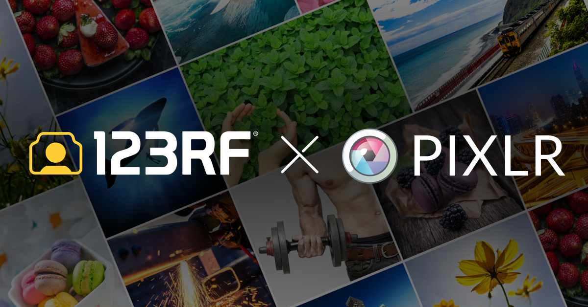 123RF Acquires Autodesk Pixlr to Boost the World's Creative Ecosystem