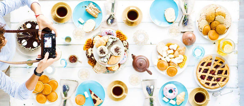 Edit Food Photos With Pixlr X