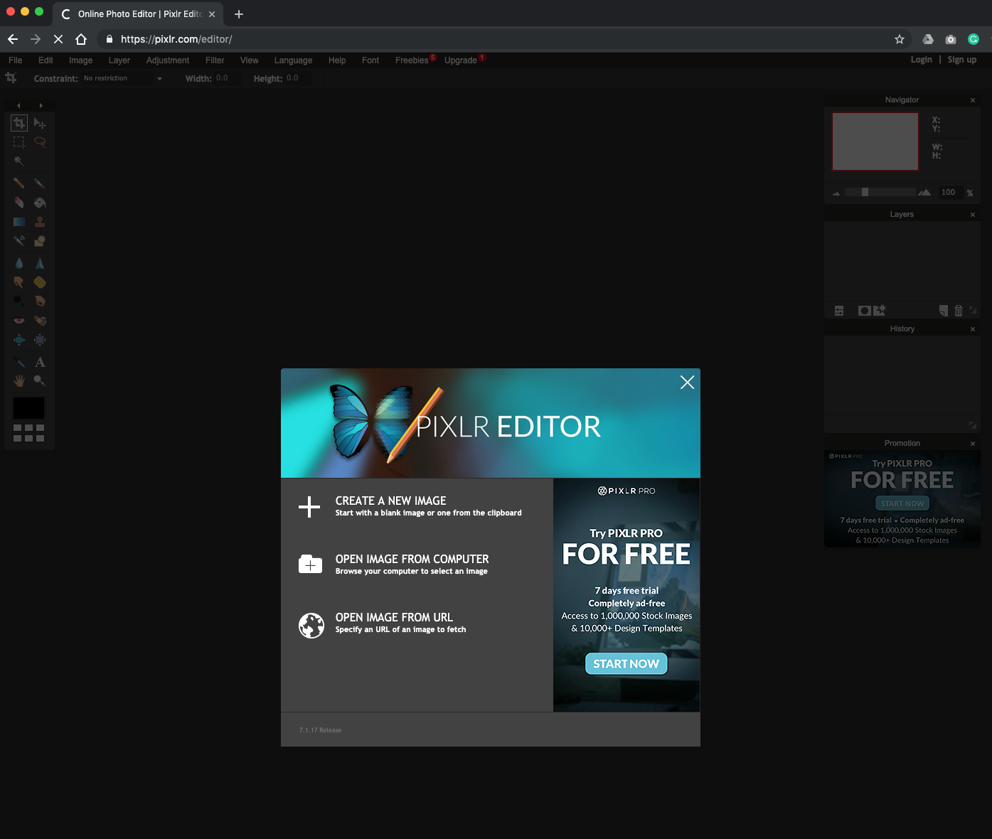 Here S How You Can Enable Flash On Chrome For Pixlr Editor Pixlr