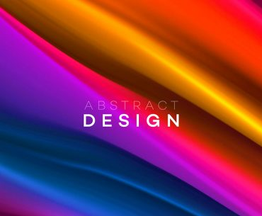 Summer's Here! Follow These 3 Tips To Apply 3D Gradient Design Trends - Pixlr Blog