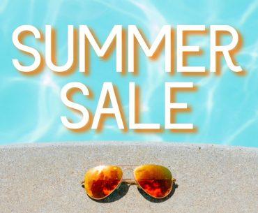 Design A Square Summer Sale Instagram Post - Pixlr Blog