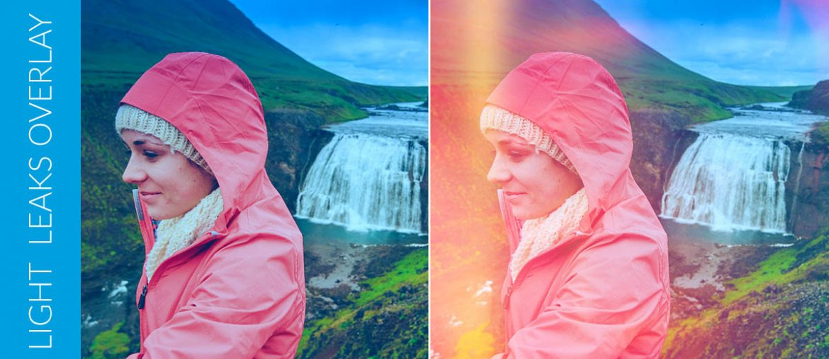 Add Free Light Leak Overlays To Your Photos With Pixlr X - PIXLR Blog